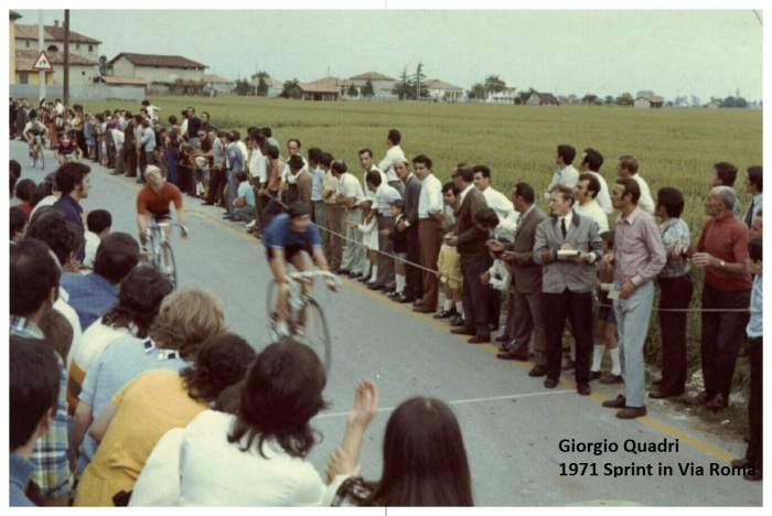 Giorgio Quadri - 1971 Sprint in Via Roma