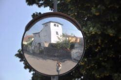 Paola Carusone - riflesso allo specchio