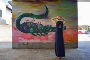 Punti di vista in Galleria ai camp - Roberta Caglioni