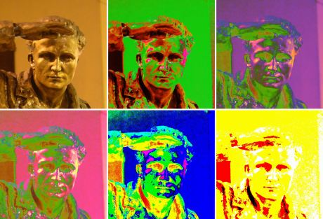 Quasi come Warhol -Francesco Bramati