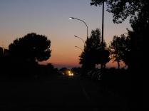 Tramonto di Bettola - Raffaele Arrigoni