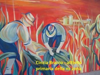 Cinzia Bracco - attività primaria della ns zona