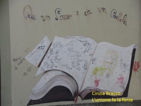 Cinzia Bracco -'Uniione fa la forza