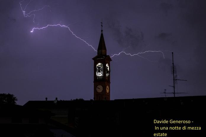 Davide Generoso - In una notte di mezza estate