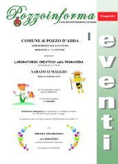 laboratorio primavera 12 maggio
