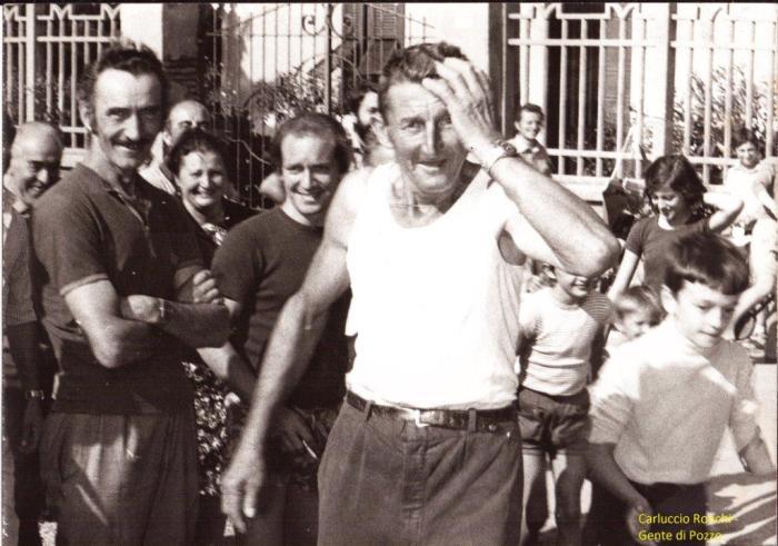 Carluccio Ronchi - Gente di Pozzo-