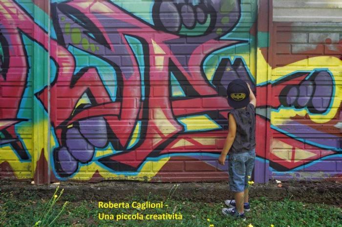 Roberta Caglioni - Una piccola creatività