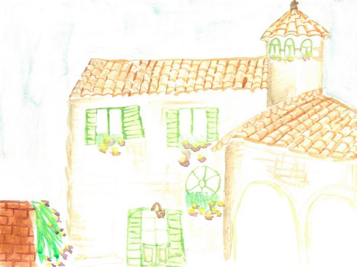 Patelli Rebecca-La mia casa Palazzo Dugnani (1)